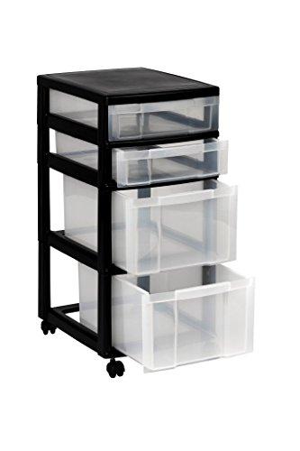 Badezimmer rollcontainer for Schubladen ordnung
