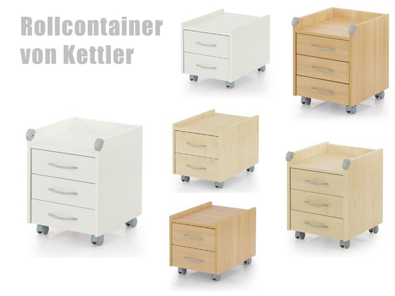 Rollcontainer Kettler